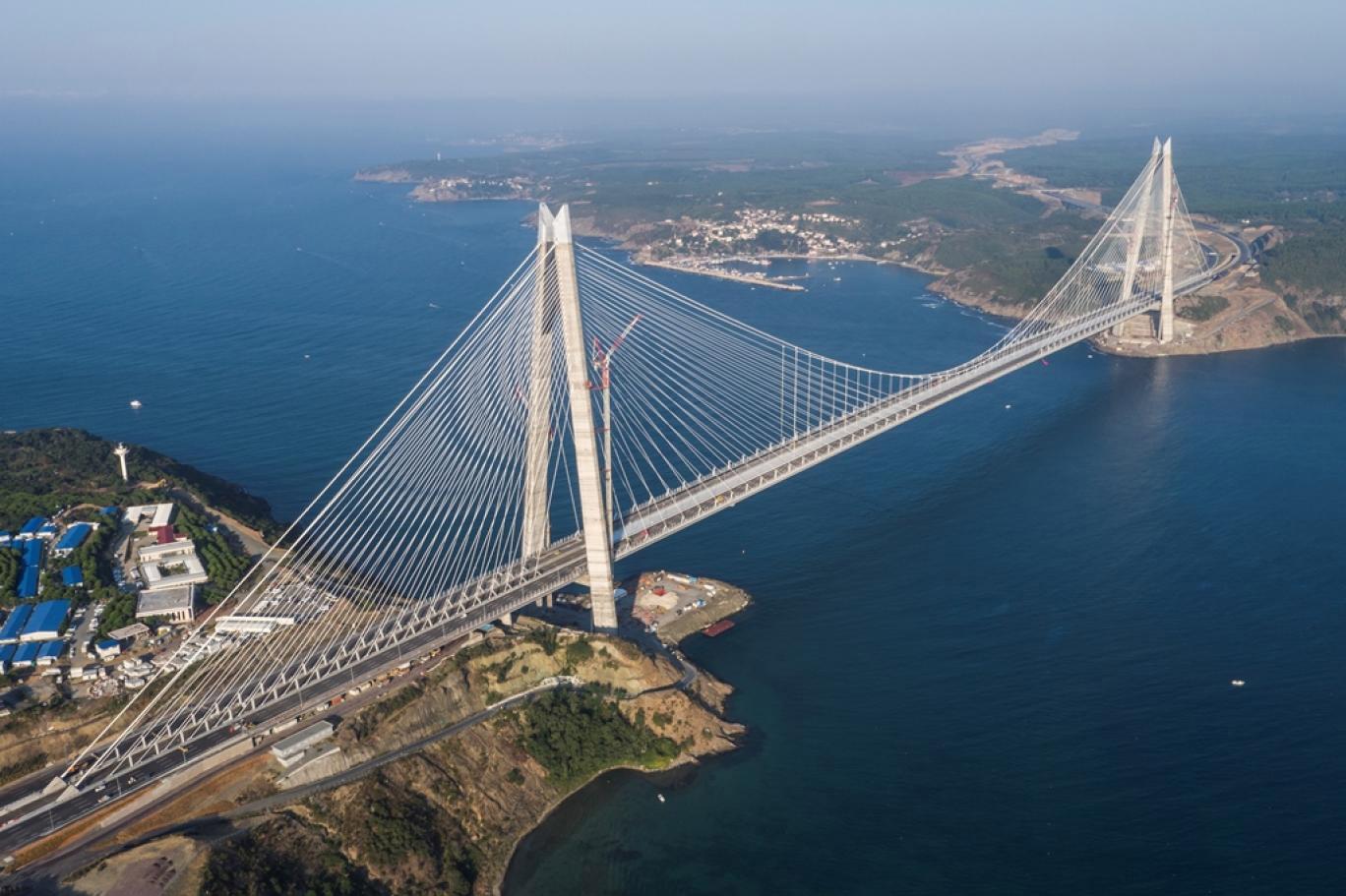 Yavuz Sultan Selim Köprüsü Projesi
